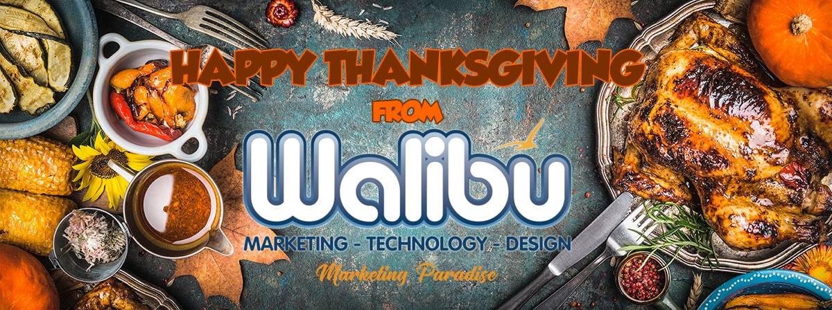 Digital Marketing and Thanksgiving